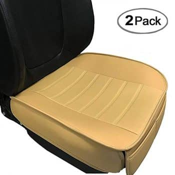 Car Seat Cushion Edge Wrapping Car Interior PU Leather Car Seat Cushions