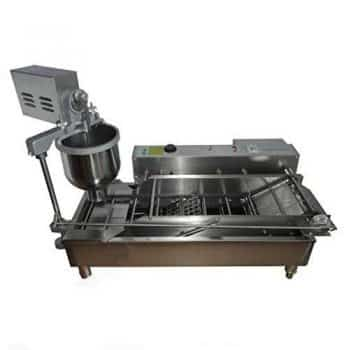 Automatic Commercial Donut Fryer Maker Making Machine Donut Robot