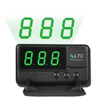 Leaning Tech Original Digital Universal Car HUD