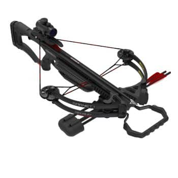 Barnett 78134 Recruit Tactical Compound Crossbow Package W