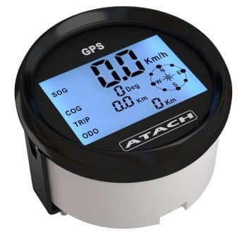 Andy Tech GPS Speedometer with High Speed