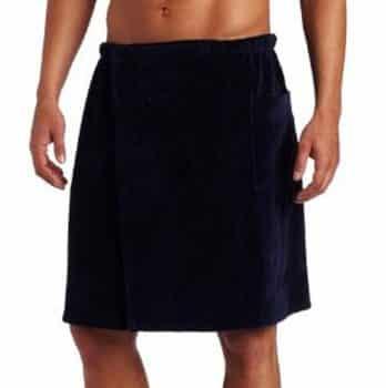 Pure Cotton Terry Cotton Bath Spa Men's Wrap Towels