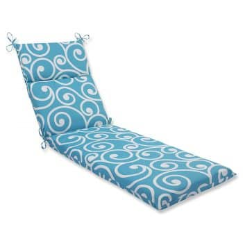 Pillow Perfect Outdoor Best Chaise Lounge Cushion