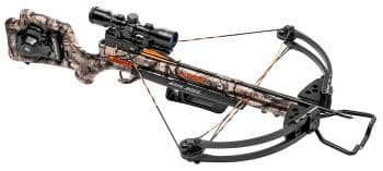 Wicked Ridges by TenPoint Invader G3 Crossbow Package