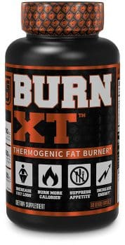 BURN-XT Thermogenic Fat Burner - Weight Loss Supplement