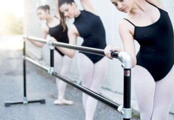 Top 10 Best Portable Ballet Barres Review in 2019
