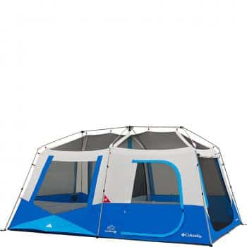 Columbia Sportswear 10 Person Dome Tent