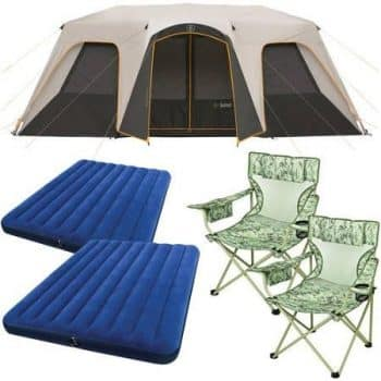 Bushnell Cabin Tent