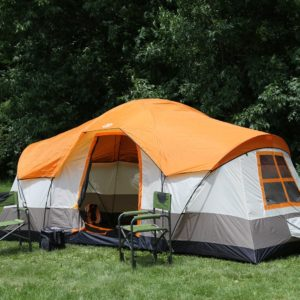Tahoe Gear Best 10-Person Tent For Family