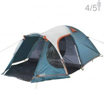 NTK INDY Best 5 Person Tent With Micro Mosquito Mesh.