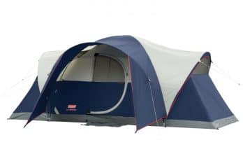 Coleman Elite Montana With Hinged Door 8-Person Tent