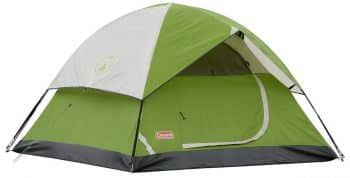 Coleman Dome Best 5 Person Tent For Camping