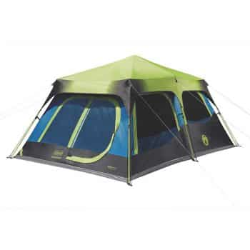 Coleman Cabin Tent With 60-Second Instant Setup