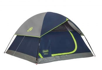 Coleman Sundome Snag-Free 4-Person Tent