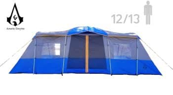 Americ Empire Tent (21ft x 10ft) XL. With 3 Room