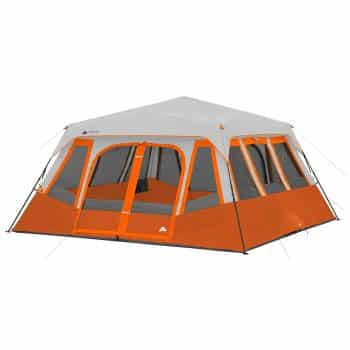 Ozark Trail 14-Person 2-Rooms Instant Cabin Tent