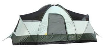 Tahoe Gear Shock-Corded Poles Best 10 Person Tent