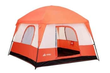 SEMOO Lightweight Family Tent For Outdoor Activities