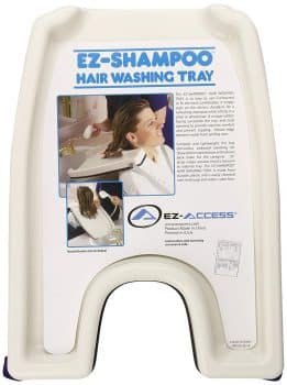 EZ-Shampoo Large Hair Washing Tray