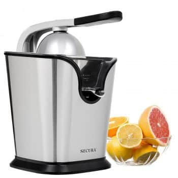 Electric Citrus Juicer Press