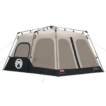 Coleman Best 8 Person Tent For Large Family