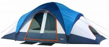 Mountain Trails D-Style Doors 10 Person Tent