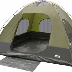 World Famous 5-Person Tent For Sports And Camping