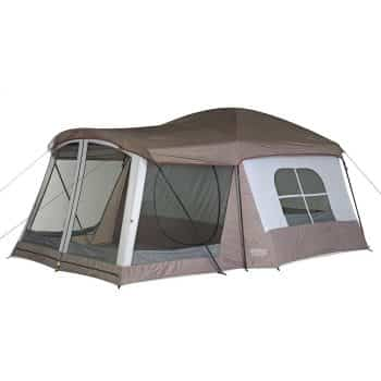 Wenzel 8 Person Weather-Repellent Klondike Tent