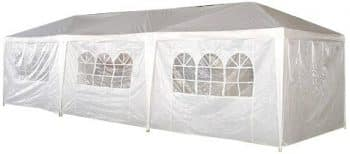 Palm Springs Best 20 Person Outdoor Tent With 8 Sidewalls