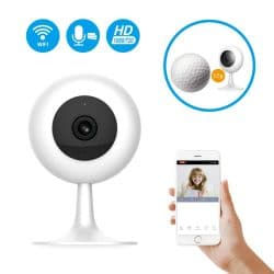 IMI Security Xiaomi Wireless Wi-Fi Baby Camera Monitor