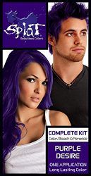 Purple Hair Dyes