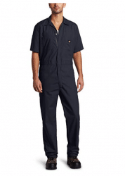 Men's Twill Deluxe Long Sleeve Coverall
