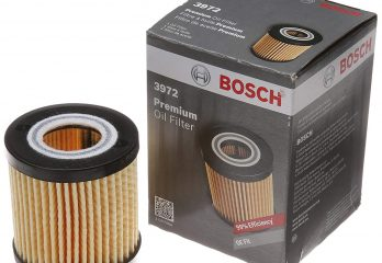 Bosch Premium Oil Filter