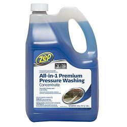 Zep All-in-1 Premium Pressure Washing Concrete
