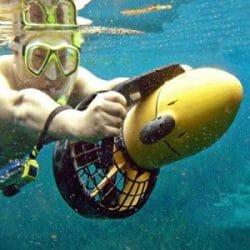 Sea Scooter Underwater Propeller Diving