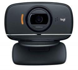 Logitech HD Webcam.