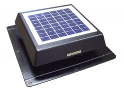 Rand Solar Powered Attic Fan-8 Watt Roof Top Ventilator