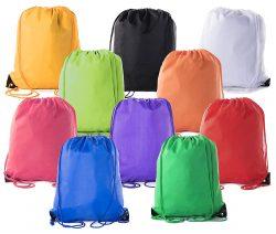 Mato and Hash Drawstring Bulk Bags