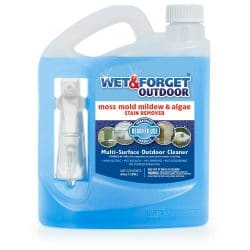Wet and Forget Outdoor Ready Use Concrete Cleaner