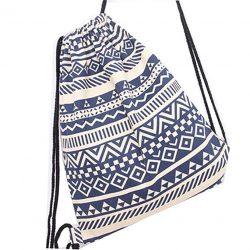 DANUC Gym Sack Bag Drawstring Backpack