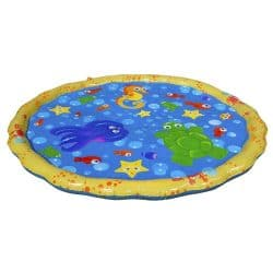 BANZAI 54In-Diameter Best Sprinkle and Splash Play Mat