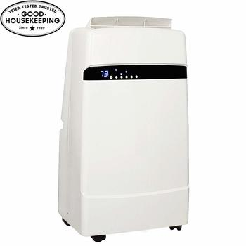 10. Whynter Dual Hose Portable Air Conditioner and Heater