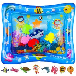 Anynepew Best Inflatable Baby Water Mat