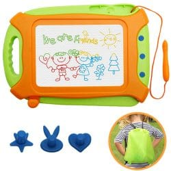 Magnetic Doodle Drawing Board for Toddlers