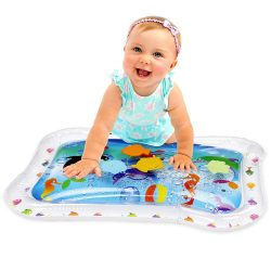 KLEEGER Best Inflatable Baby Water Mat