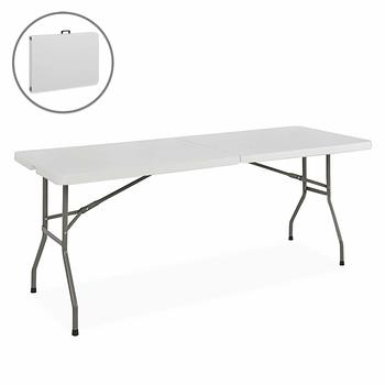2. Best Choice Products Folding Picnic Table