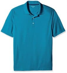 mazon Essentials Men's Regular-Fit Polo Shirt