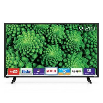 3. VIZIO Best 32-inch TV Full-Array LED Smart TV
