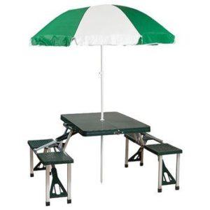 4. Stansport Best Folding Picnic Table