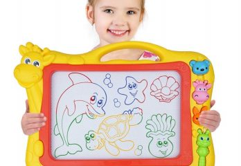 Top 12 Best Magnetic Doodle Drawing Board For Kids Review in 2019